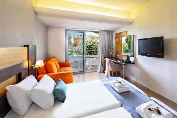 Leonardo Kolymbia Resort - Rhodes - Twin Room with Garden View