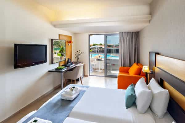 Leonardo Kolymbia Resort - Rhodes - Twin Room with Pool View